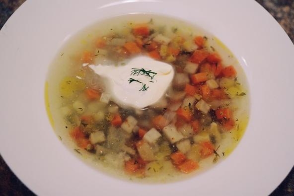salata piept de pui