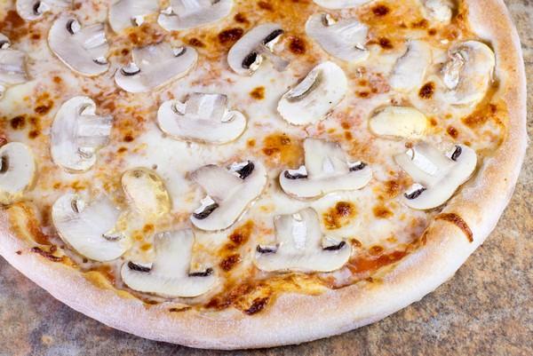 03. Pizza Funghi