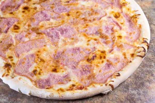 05. Pizza Milaneza