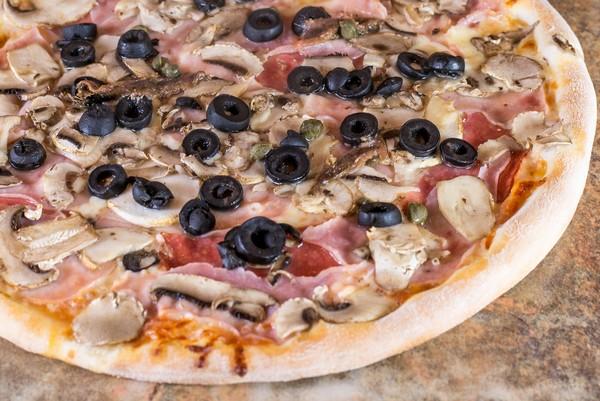 18. Pizza Capriciosa