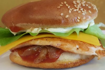 Hamburger Piept de Pui Timisoara Pizzeria Napoleon