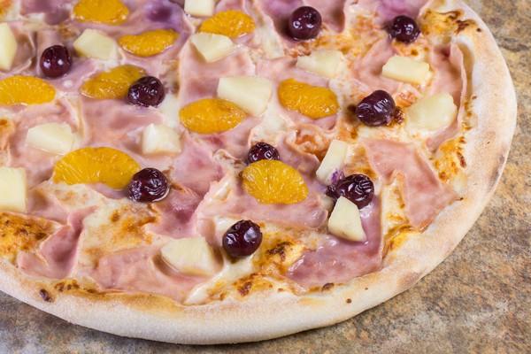 22. Pizza Desert