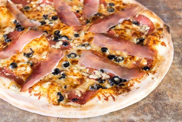 25. Pizza Napoleon