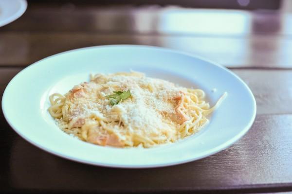 03. Spaghete Carbonara