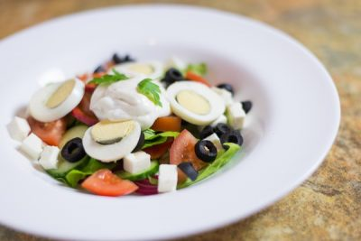 Salata greceasca - Pizzeria Napoleon Timisoara