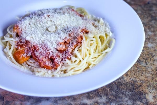 02. Spaghete Milaneze