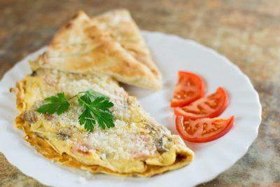 Omleta - Pizzeria Napoleon Timisoara