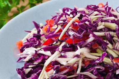 Salata de Varza Dulce - Napoleon Timisoara